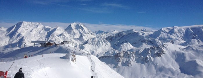 Courchevel 1850 is one of Skiing.