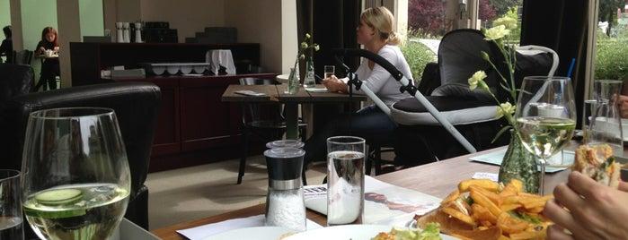 Café Français is one of Dinner.
