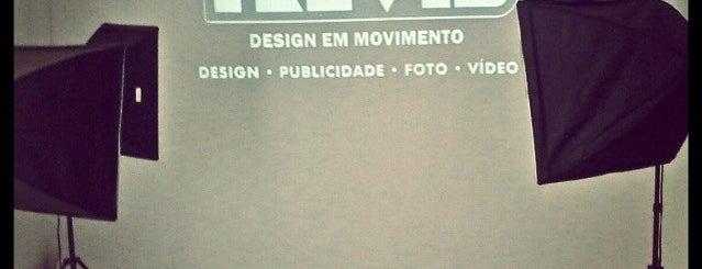 Trevis Design em Movimento • Design - Publicidade - Foto - Vídeo is one of The Best.