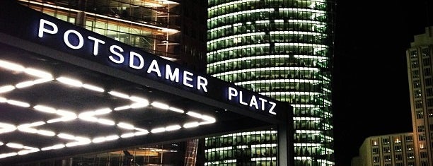 Potsdamer Platz is one of Must-Visit in Berlin.