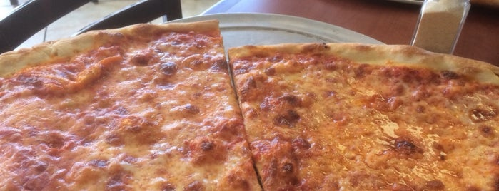 Favilla's New York Pizza is one of Asheville All-in-All.