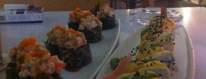 Wa Teppan Sushi Bar is one of Las 10 Mejores Terrazas del DF.
