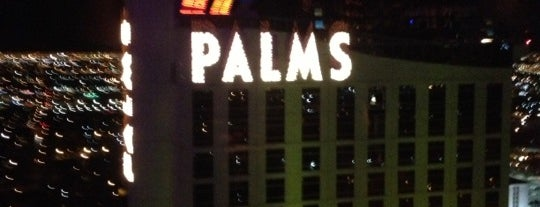Palms Casino Resort is one of 2012 Best New Artist Nominees: Road to the VMAs.