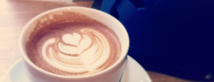 Kaffecentralen is one of Coffee to drink in CNW Europe.