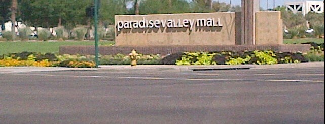 Paradise Valley Mall is one of Top 10 favorites places in Phoenix, AZ.