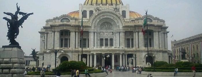 Palacio de Bellas Artes is one of Trips / Mexico.