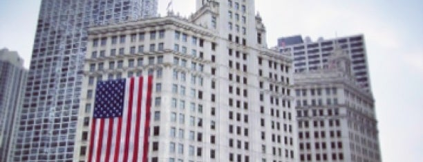 Wrigley Building is one of Guide to Chicago's best spots.