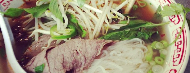 Phở Số 1 is one of RVA Best Food Spots.