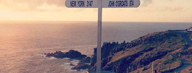 Land's End is one of 2 do list # 2.