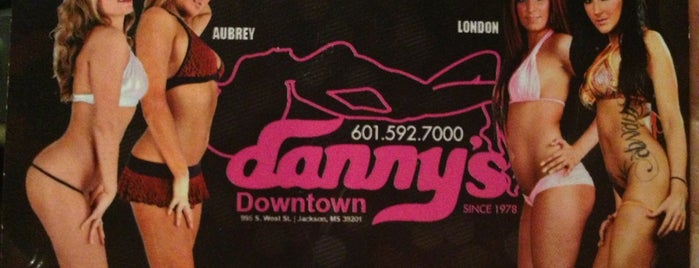 Danny's is one of Mississippi.