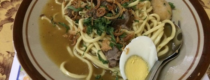 Mie Celor Hawa Jaya is one of 20 favorite restaurants.