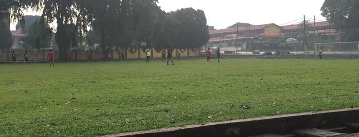 Padang Bola Sepak Gelang Patah ( MPJBT) is one of Favorite Great Outdoors.