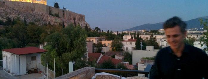 Αττικός Greek House is one of φαγητο.