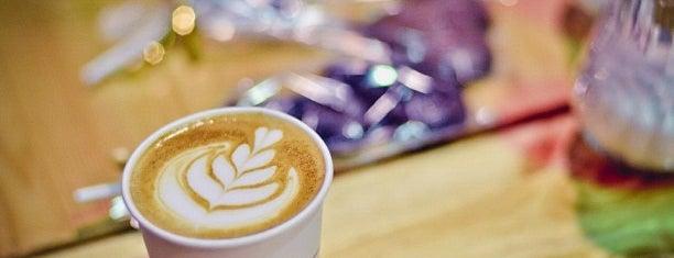 Coffee Project is one of Где найти БЖ в Екатеринбурге.