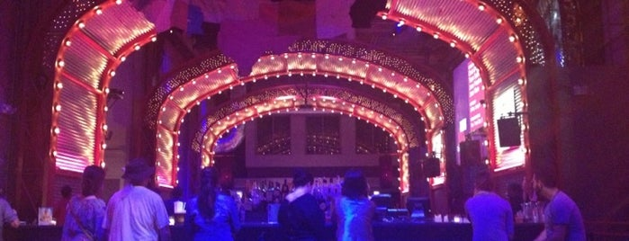 "Brooklyn Academy of Music (BAM) is one of ""Be Robin Hood #121212 Concert"" @ New York!."