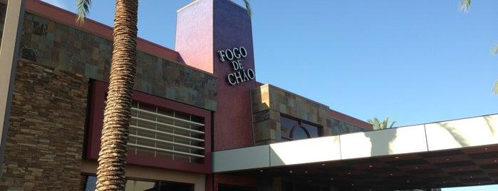 Fogo De Chão is one of Favorite Food.
