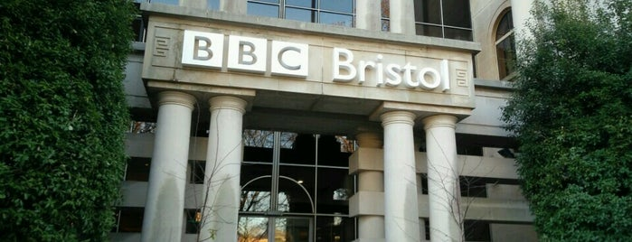 BBC Broadcasting House is one of Must-visit places in Bristol, UK.