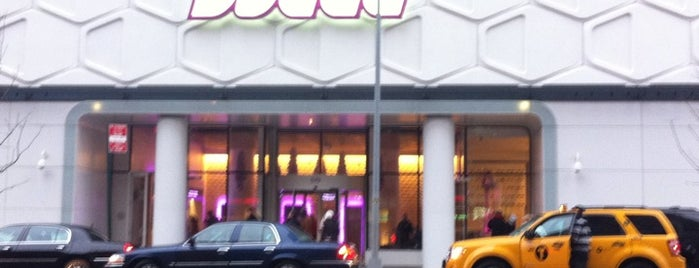 YOTEL New York is one of Outdoor fun.