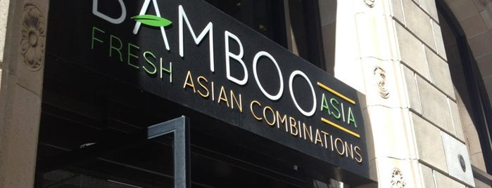 Bamboo Asia is one of places to go.