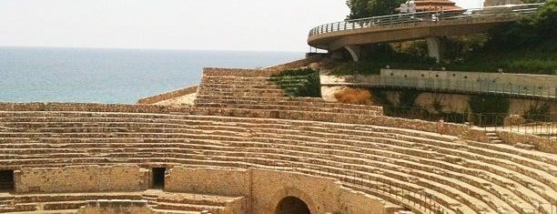 Amfiteatre Romà is one of Llocs clau de Tarragona.