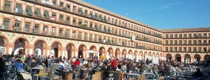 Plaza de la Corredera is one of 101 cosas que ver en Andalucía antes de morir.