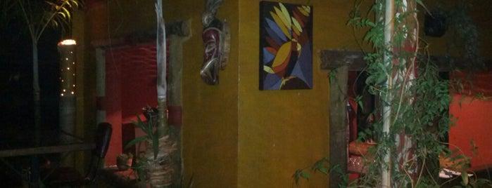 Consulado de Senegal - Baobar Arte e Gastronomia is one of Restaurantes.