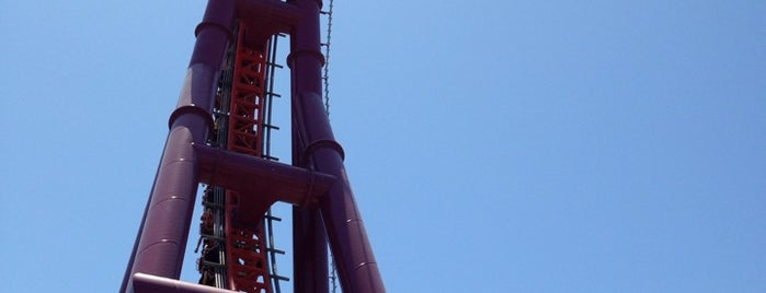 Vertical Velocity (V2) is one of ROLLER COASTERS.
