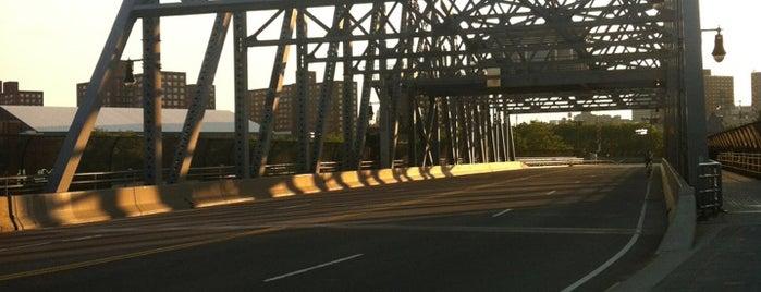 145th Street Bridge is one of NYC Dept of Transportation Bridges.