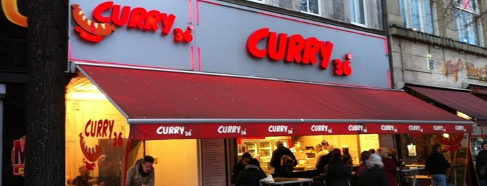 Curry 36 is one of Berlin Tasty Food.