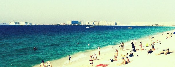 Jbr beach is one of Best places in Dubai, United Arab Emirates.