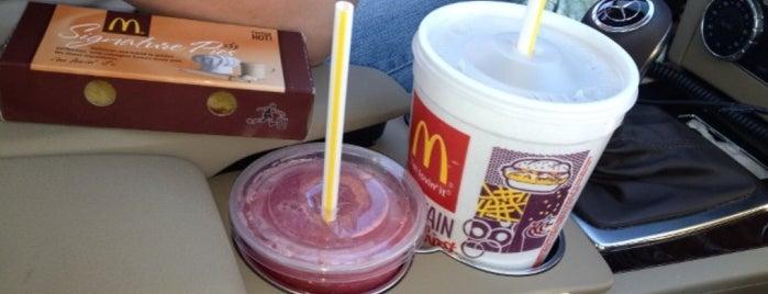 McDonald's is one of Must-visit Food in Albemarle.