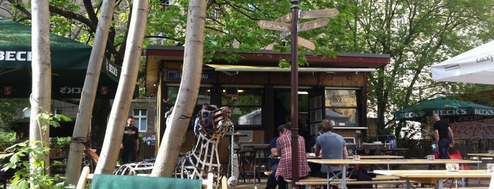 Jägerklause is one of Berlin's Best Beer Gardens.