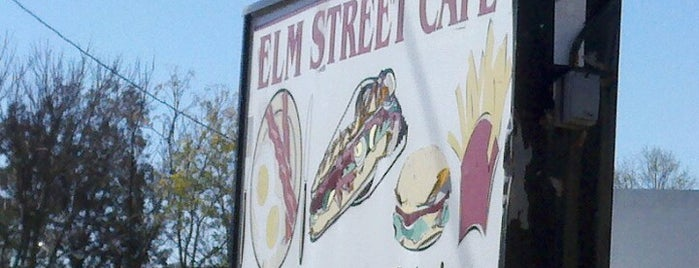 Elm Street Cafe is one of Great restaurants.