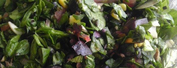 Salad Farm is one of Food.