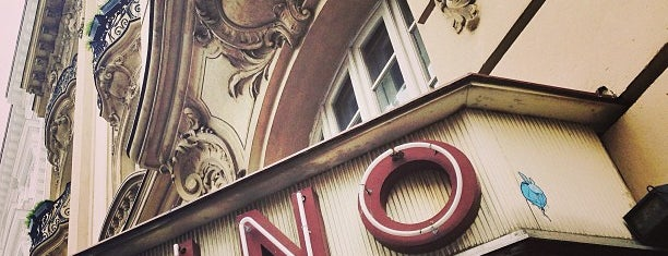 Bellaria Kino is one of Vienna.