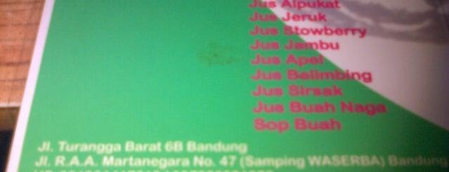 Bakso Lotus Turangga is one of Food Spots @Bandung.