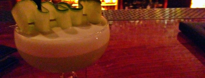 The Berry & Rye is one of The 15 Best Places for Cocktails in Omaha.