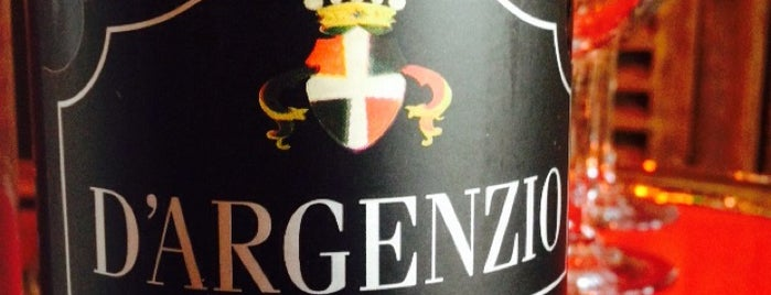 D'Argenzio Winery is one of CVB Members.