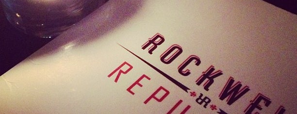 Rockwell Republic is one of Food.