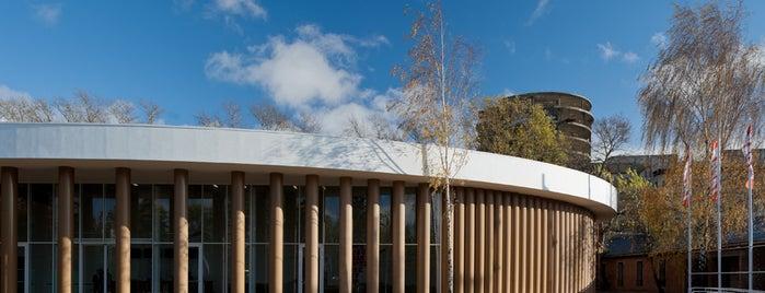 Музей современного искусства «Гараж» / Garage Museum of Contemporary Art is one of Lufthansa Magazin.