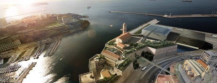 Musée des Civilisations de l'Europe et de la Méditerranée (MuCEM) is one of Lufthansa Magazin.