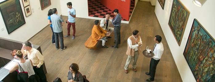 Delhi Art Gallery is one of Lufthansa Magazin.