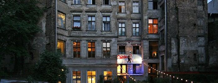 Clärchens Ballhaus is one of Lufthansa Magazin.