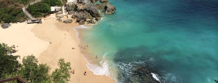 Kubu Beach 'Ayana Resort' is one of Beautiful Beaches in Bali.