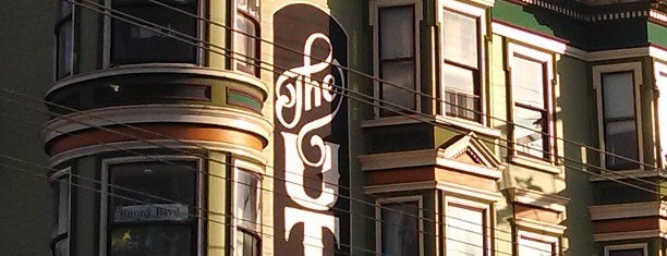 The Hotel Utah Saloon is one of SF Bars.