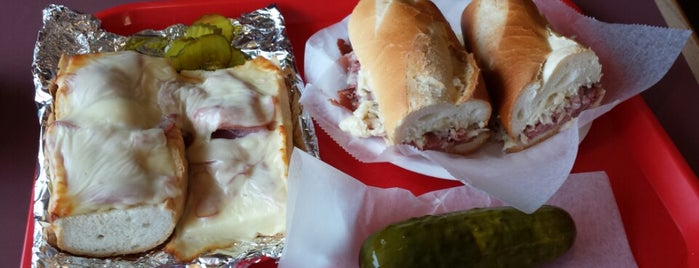 Ruma's Deli is one of Places I End Up Frequently.