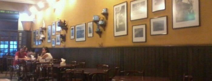 Paraná Café & Bistrô is one of restaurantes São Paulo.