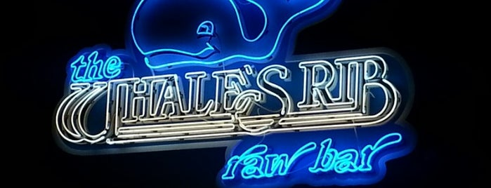 Whale's Rib is one of DINERS DRIVE-IN & DIVES 3.
