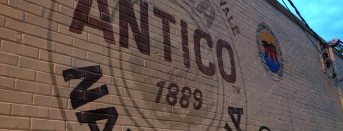 Antico Pizza Napoletana is one of Atlanta.