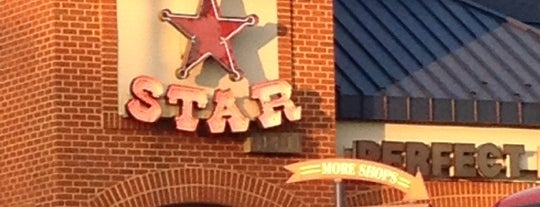 Lone Star Steakhouse is one of FOOD!.